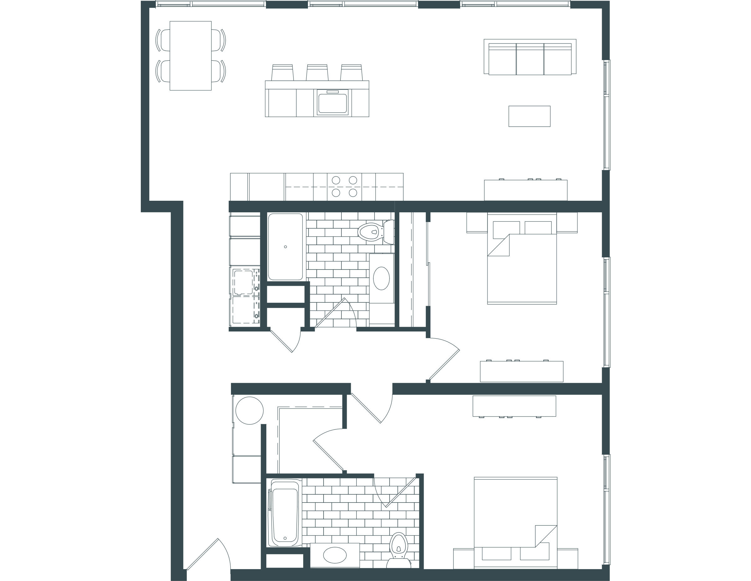 B3 Floorplan
